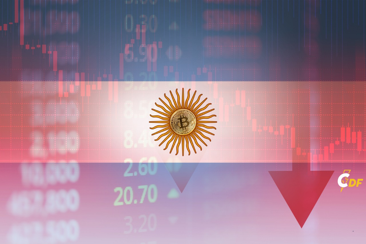 Google searches for Bitcoin surpassed the last bull run level not only in Argentina.