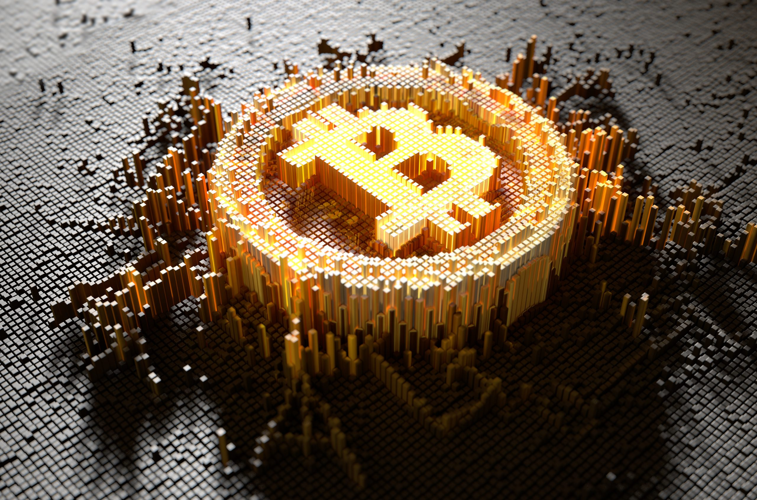 Bitcoin as a reserve currency and solution to the monetary discrepancies.