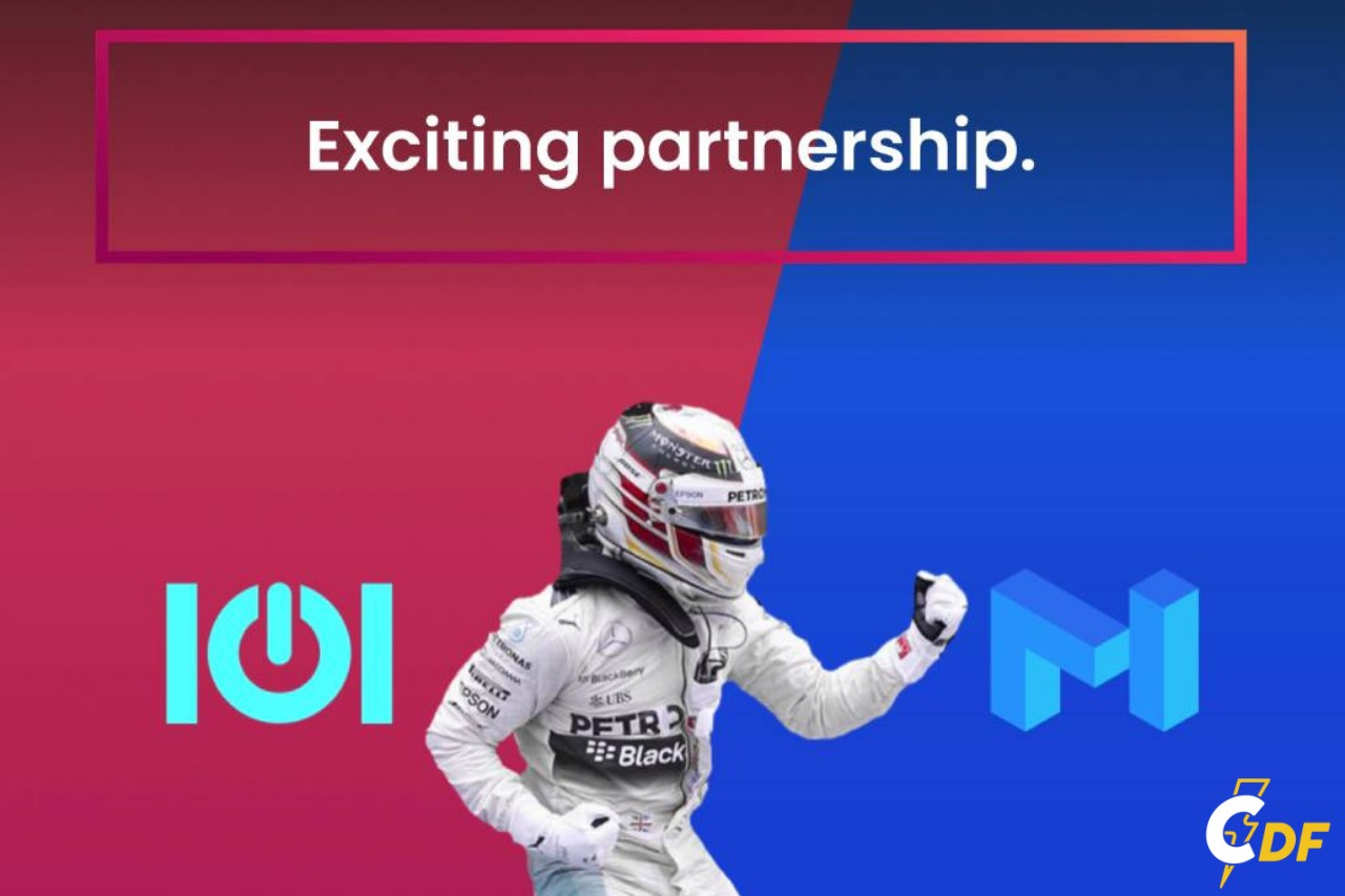 Matic Network is leading the race as the layer-two solution with a new IOI partnership announced today.