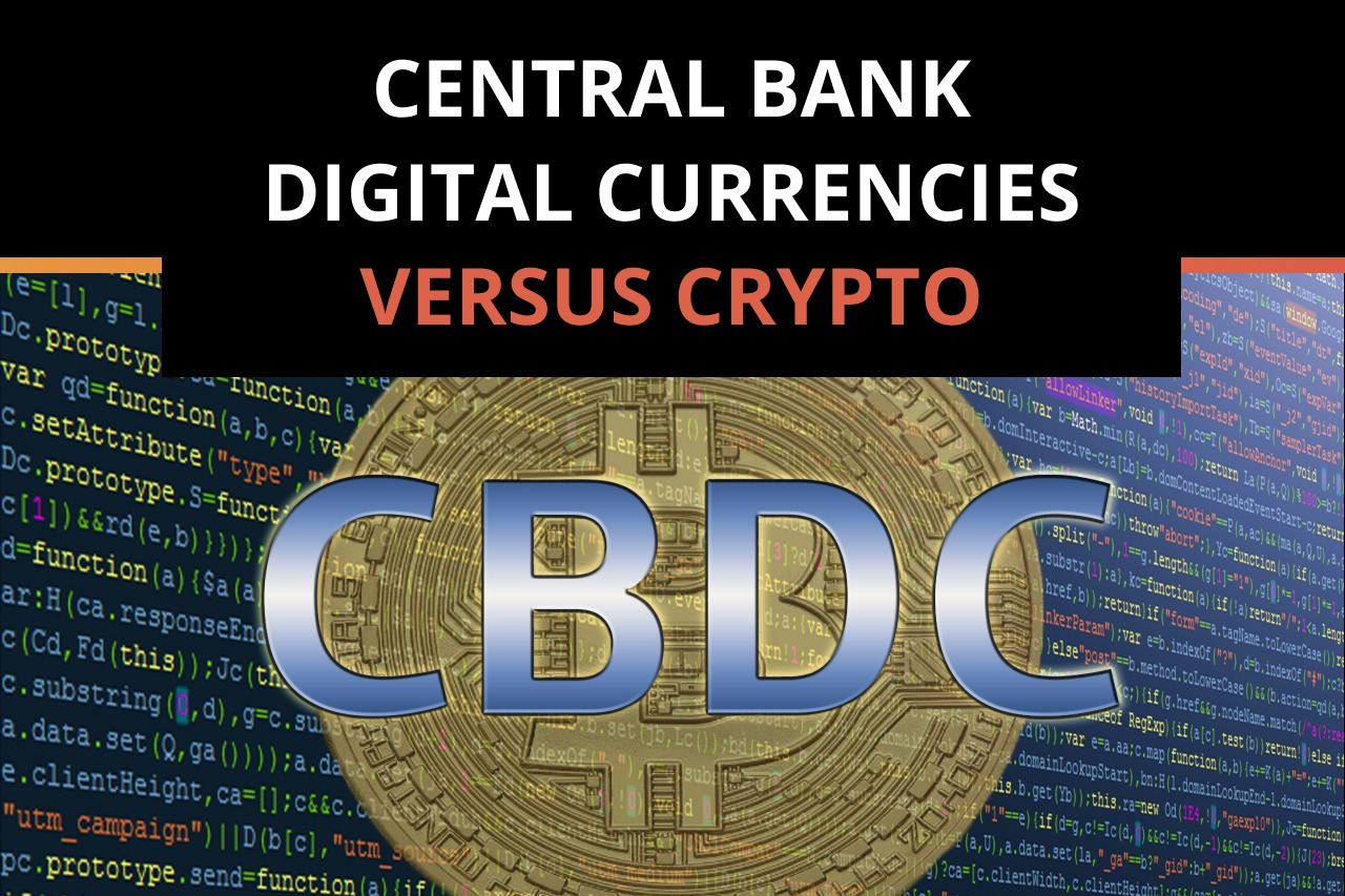 Could CBDCs Reduce Demand for Crypto?