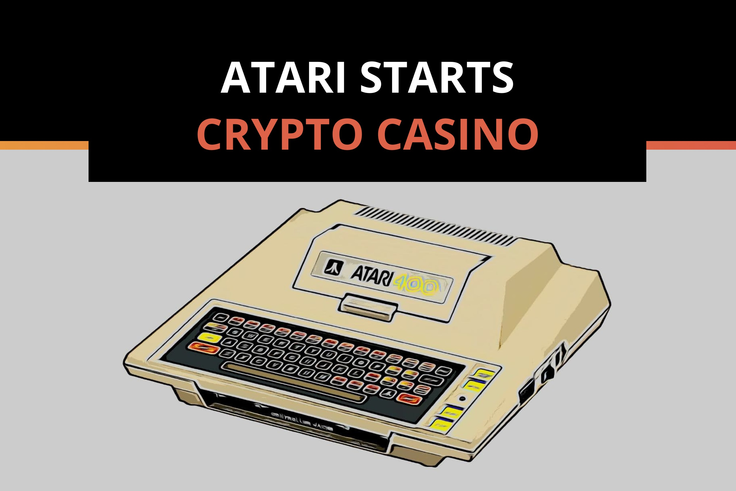Atari Starts Crypto Casino