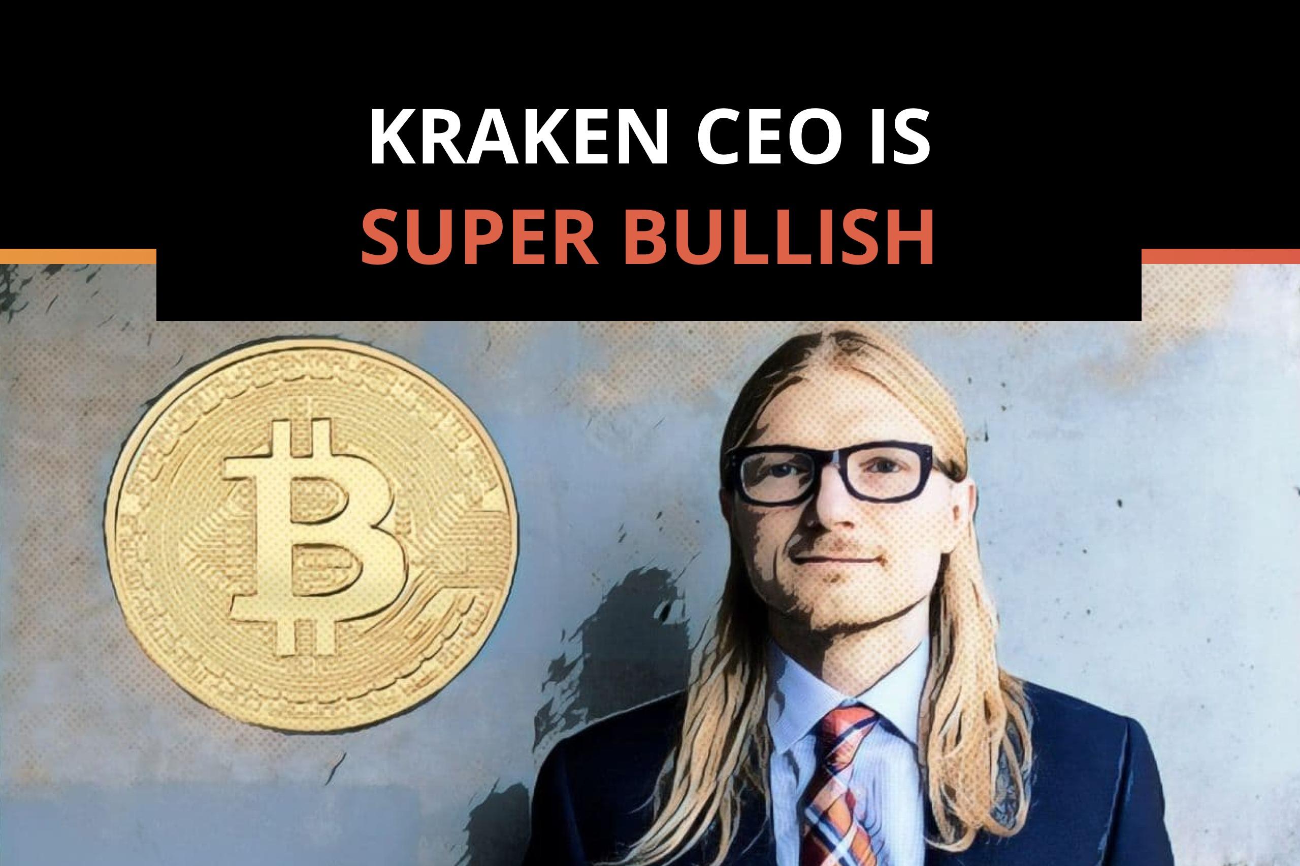 Kraken CEO Predicts Bitcoin Achieves $1 Million