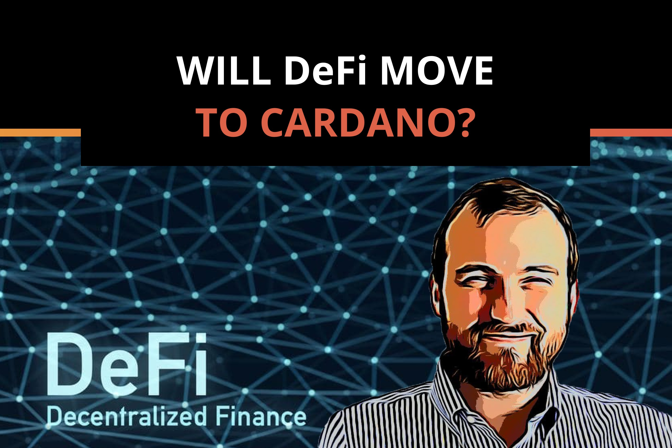 Charles Hoskinson Says DeFi Projects May Move to Cardano