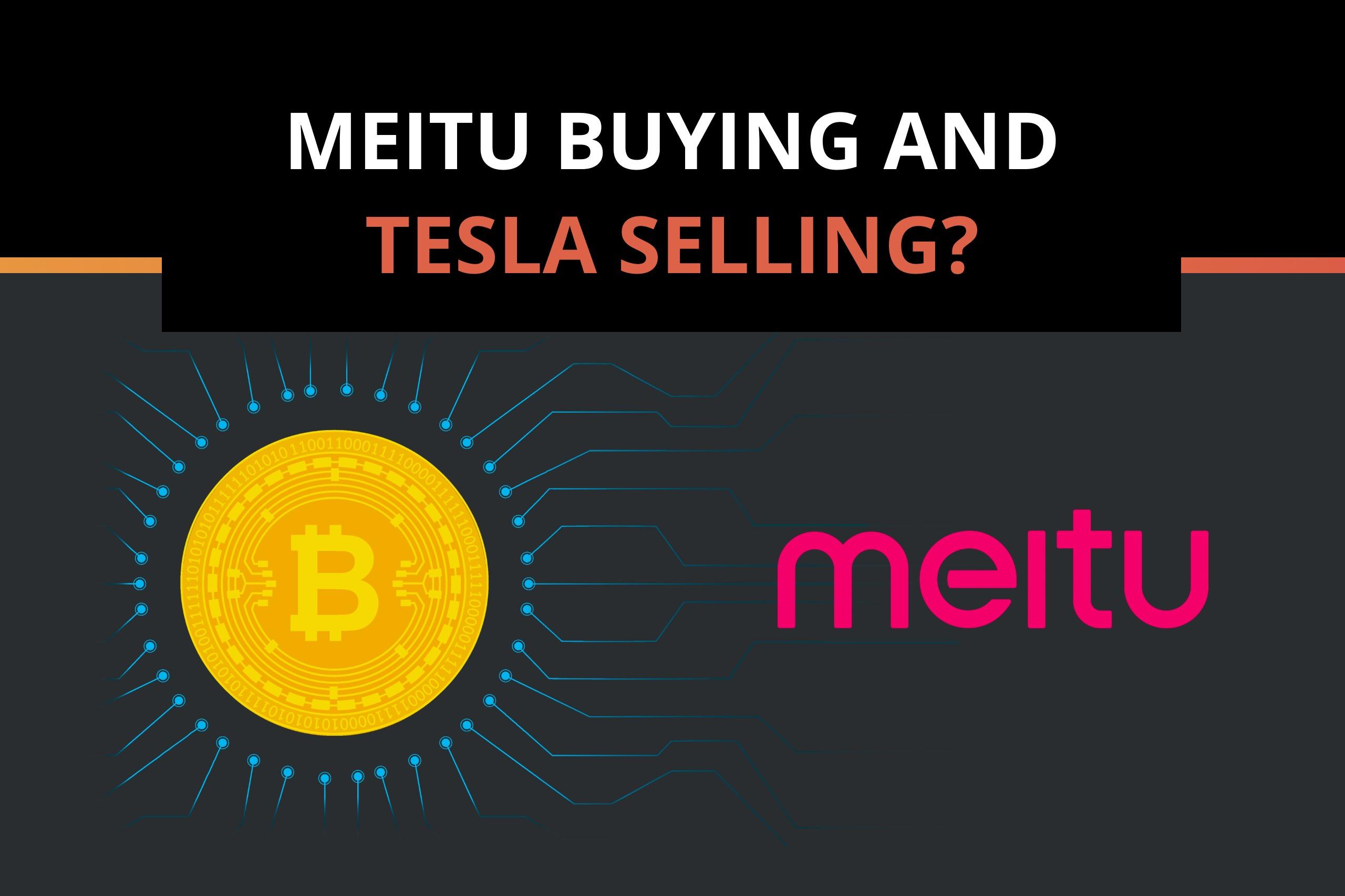 Chinese Company Meitu Buys Bitcoin