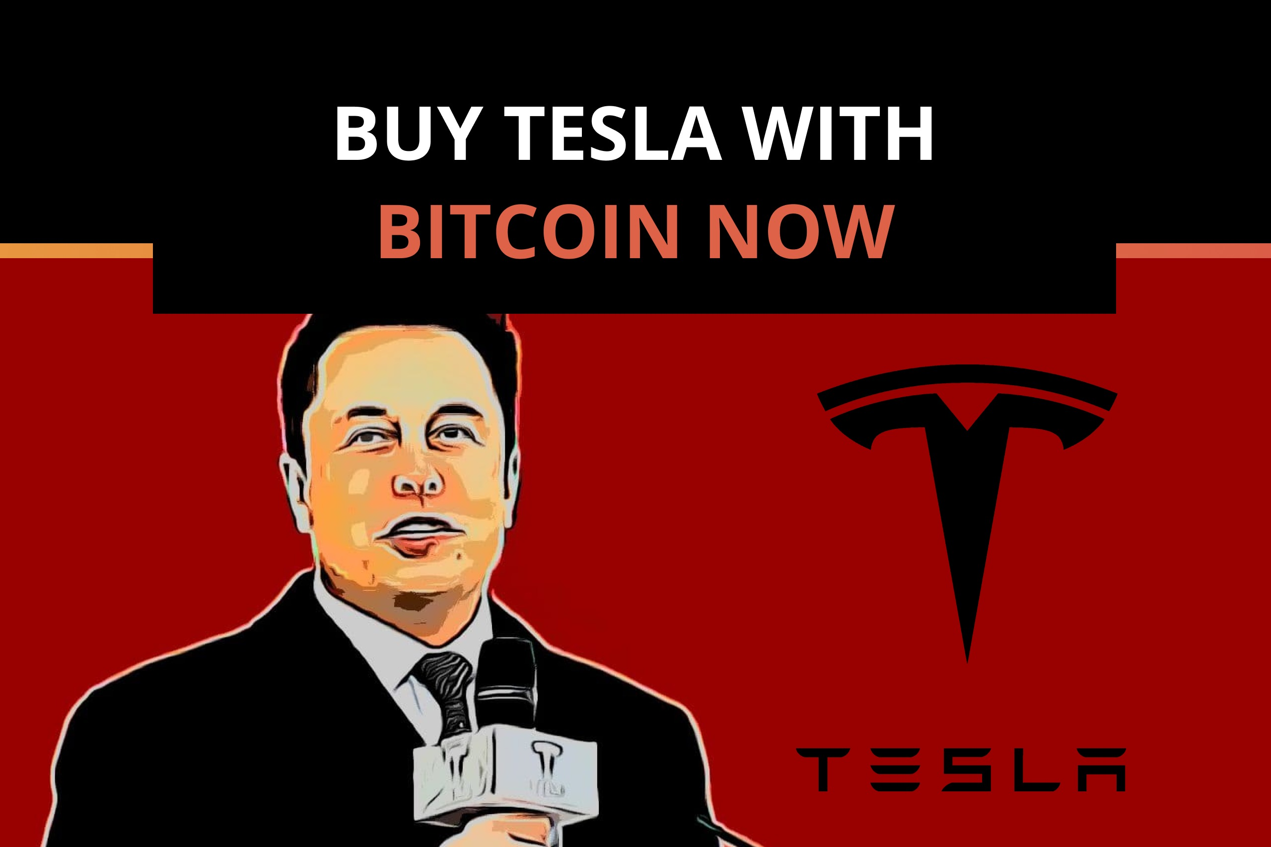 Finally You Can Buy Tesla With Bitcoin