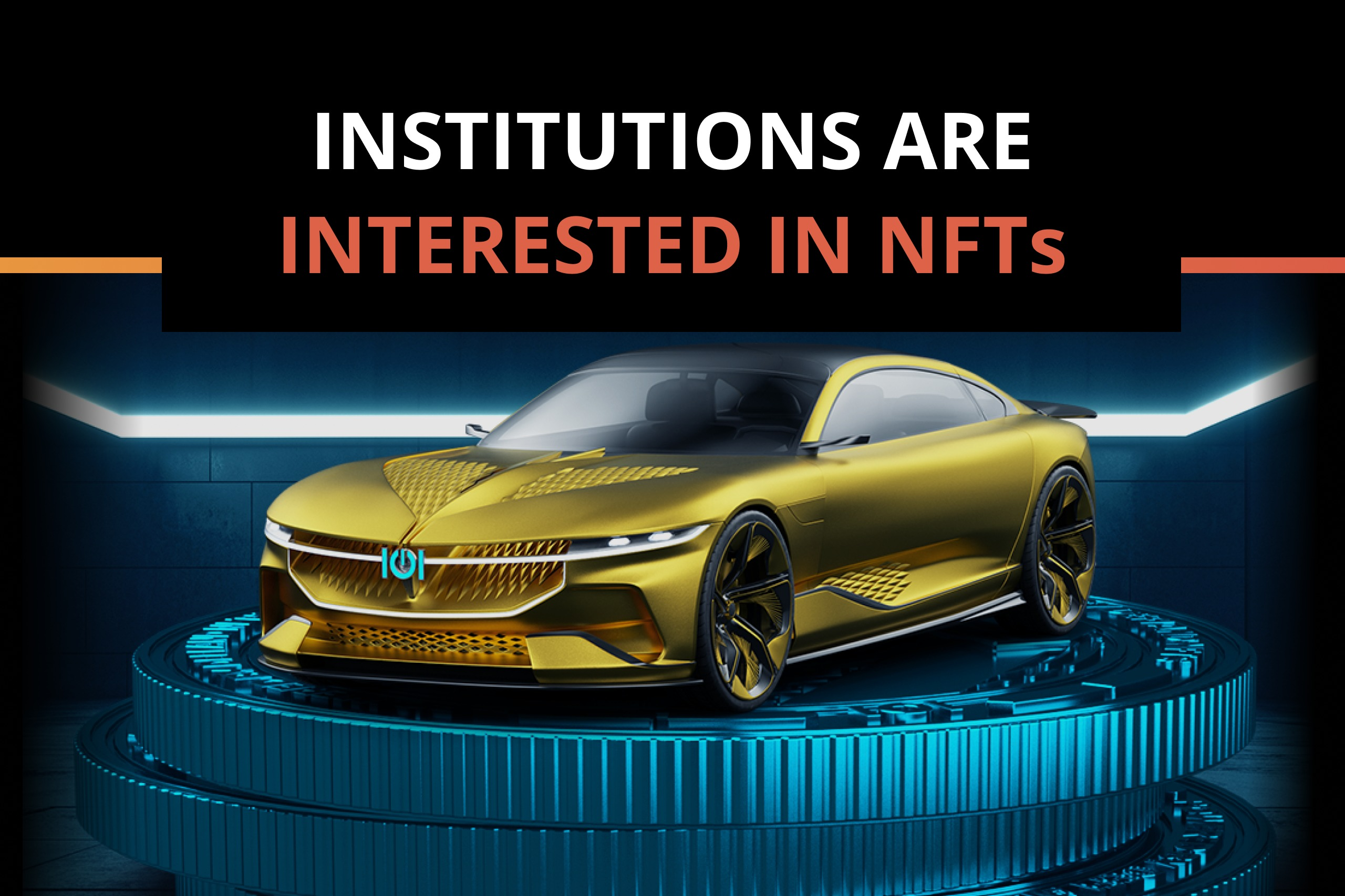 NFT Space is Exploding as Institutional Investors are Interested