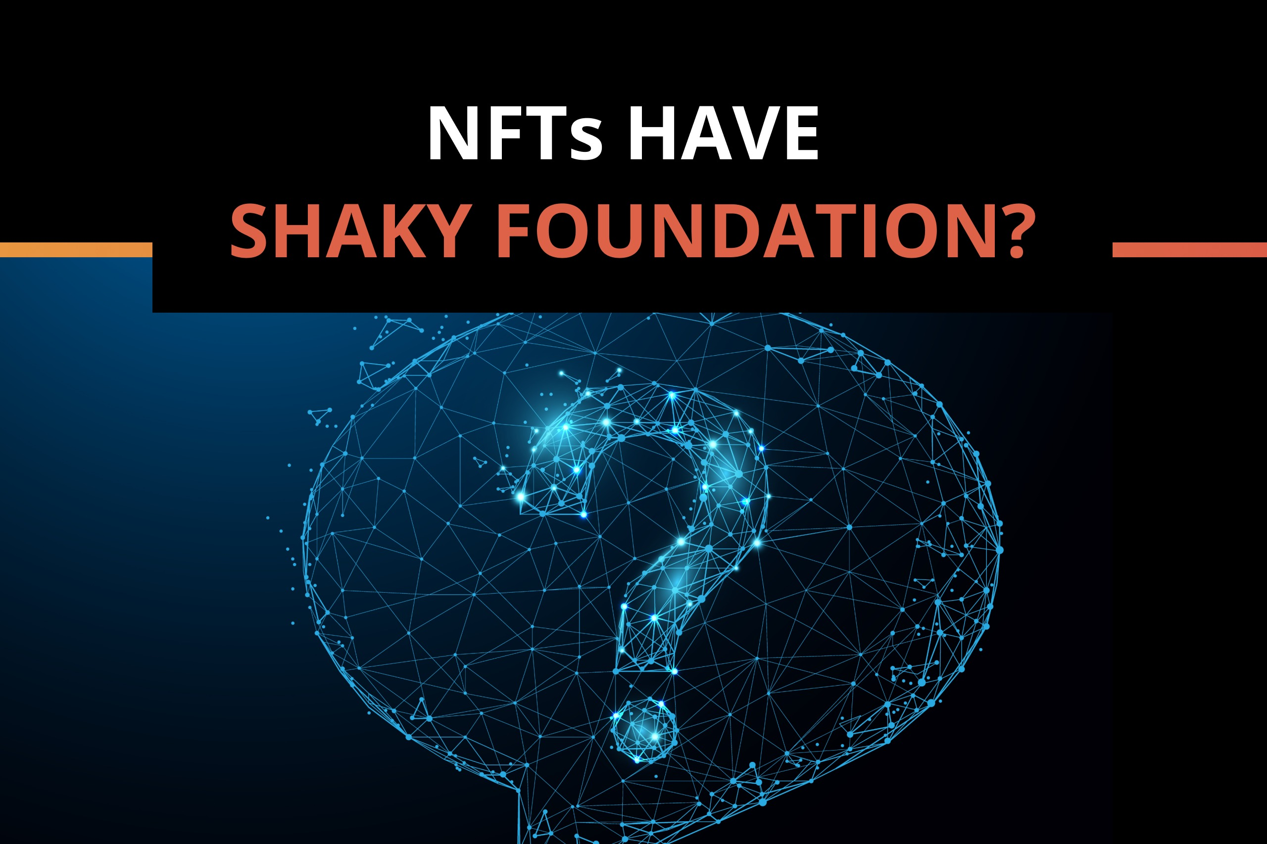 """NFTs Are Built on a """"House of Cards"""""""