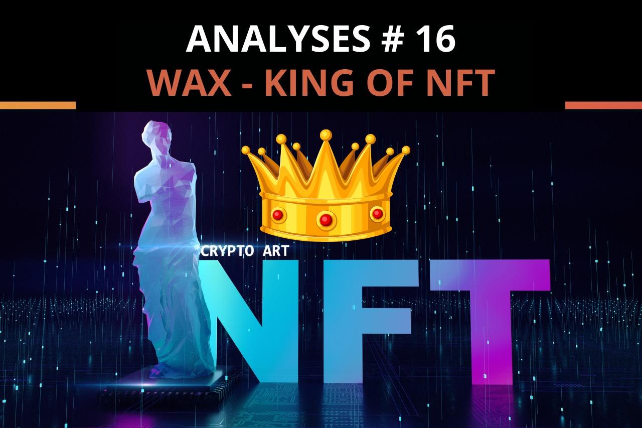 WAX review – Worldwide Asset  NFT Exchange