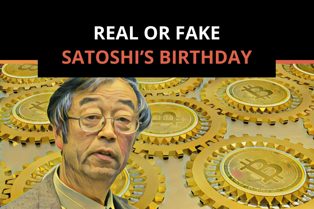 April 5th: Happy Birthday to the Bitcoin Founder