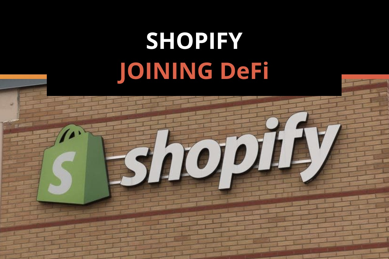 Will Shopify be integrated into the DeFi ecosystem?