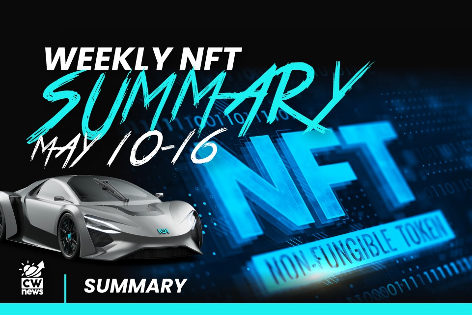 NFTs are booming! Dive into the catchy summary weekly news with us