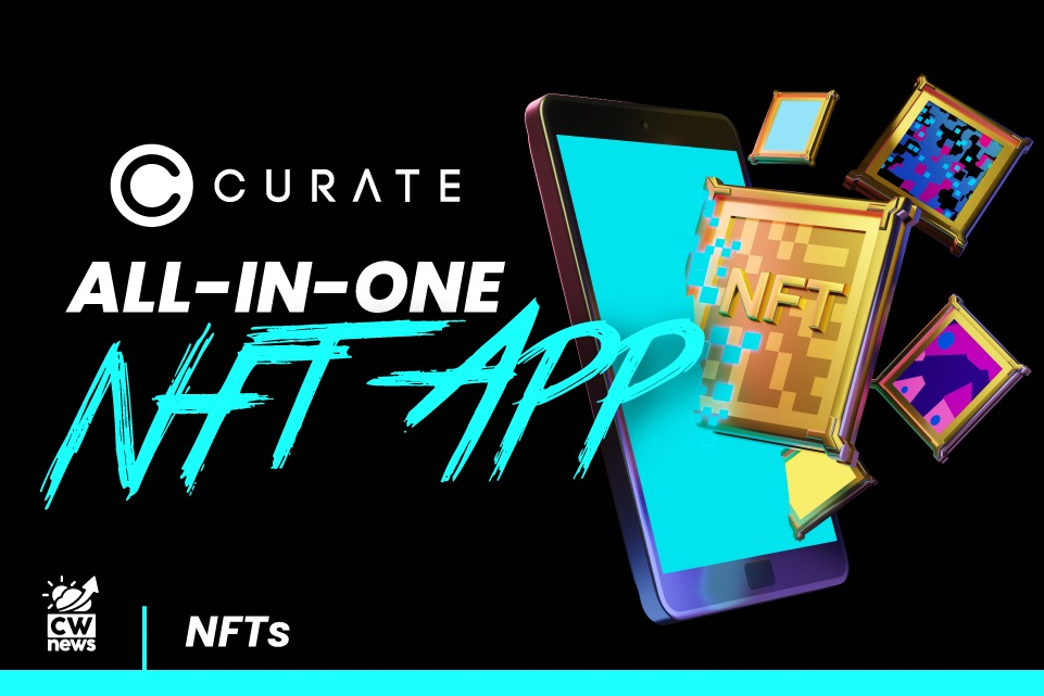 All In One Shopping NFT Marketplace By Curate Will Hit The Market