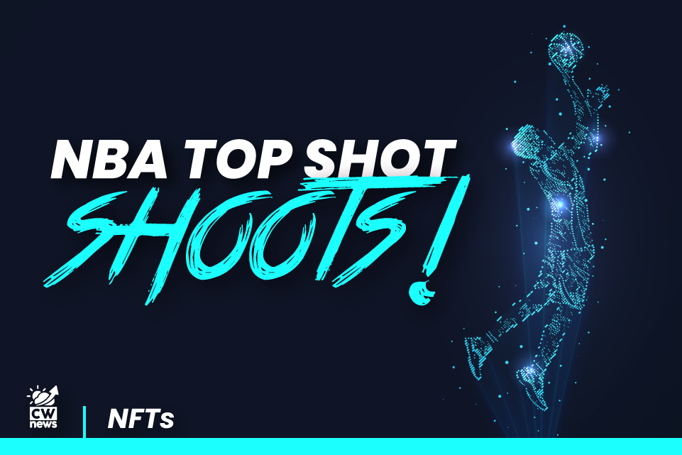 NBA NFT booming! NBA Top Shot had passed a million registered users