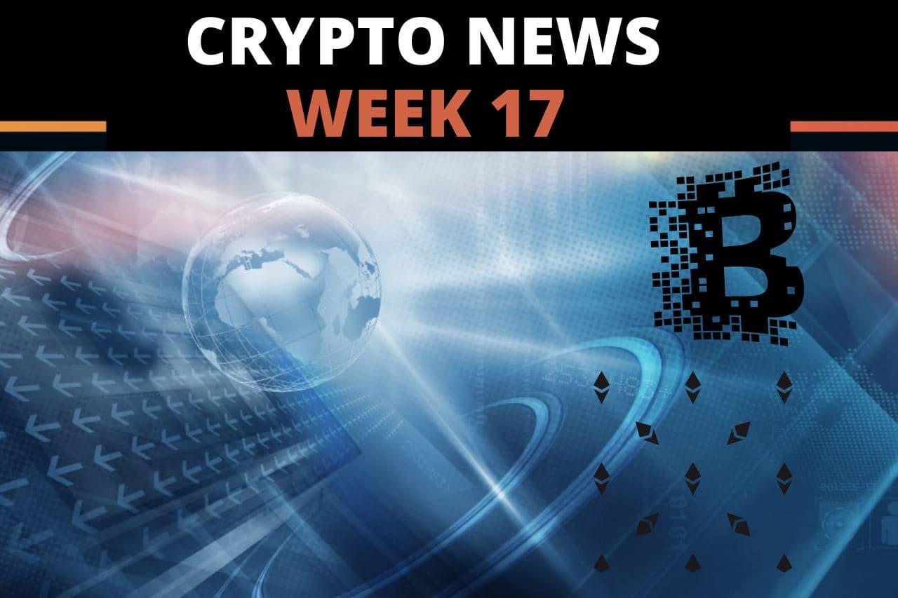 Top Seven Last Week Crypto News