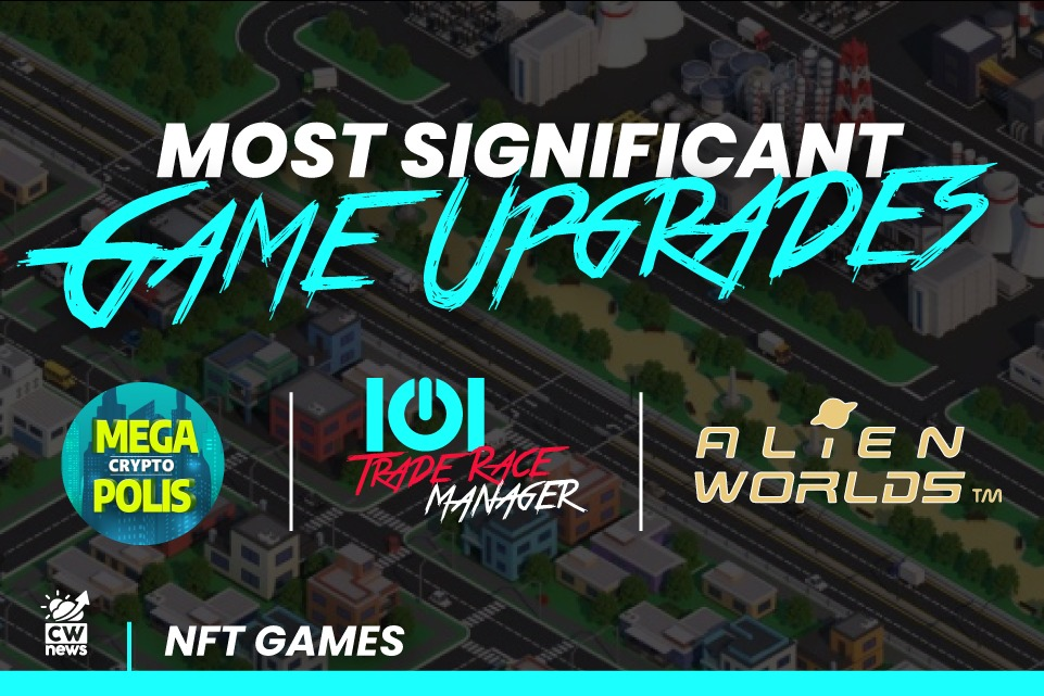 Top 3 Projects with the most significant upgrades in 2021. $IOI as a Project  with the Highest Social Signal