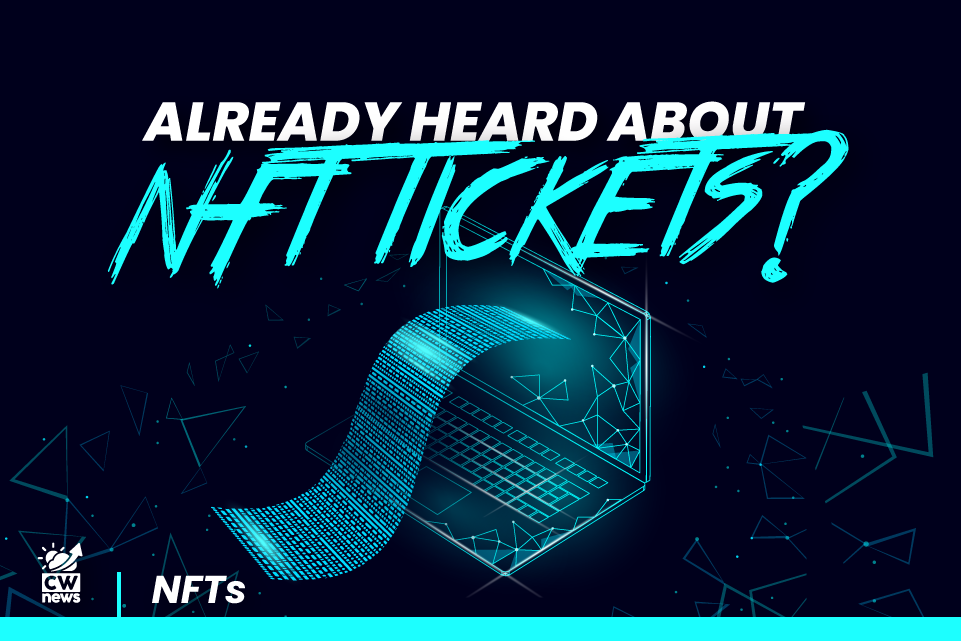 NFT tickets – are NFTs an advantage for ticketing?