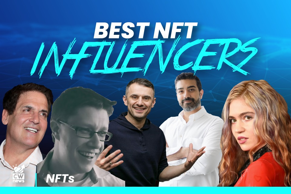 TOP influencers in NFT space