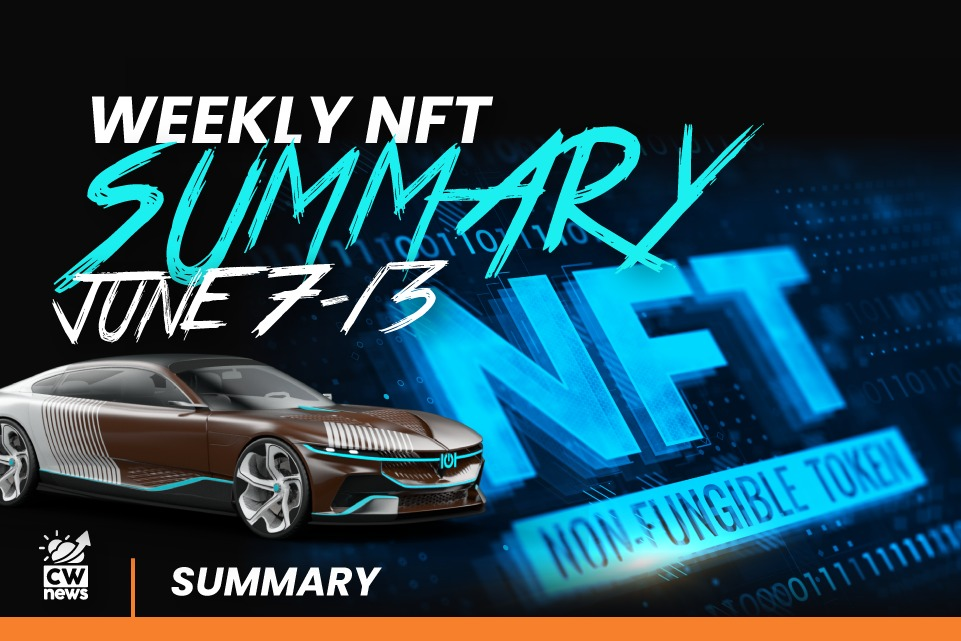 $4 Million for a NFT Doge Meme? Why Not. Another Summary weekly news is here!