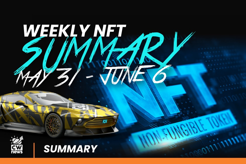 The hype around NFTs begins to cool but there is still a lot happening