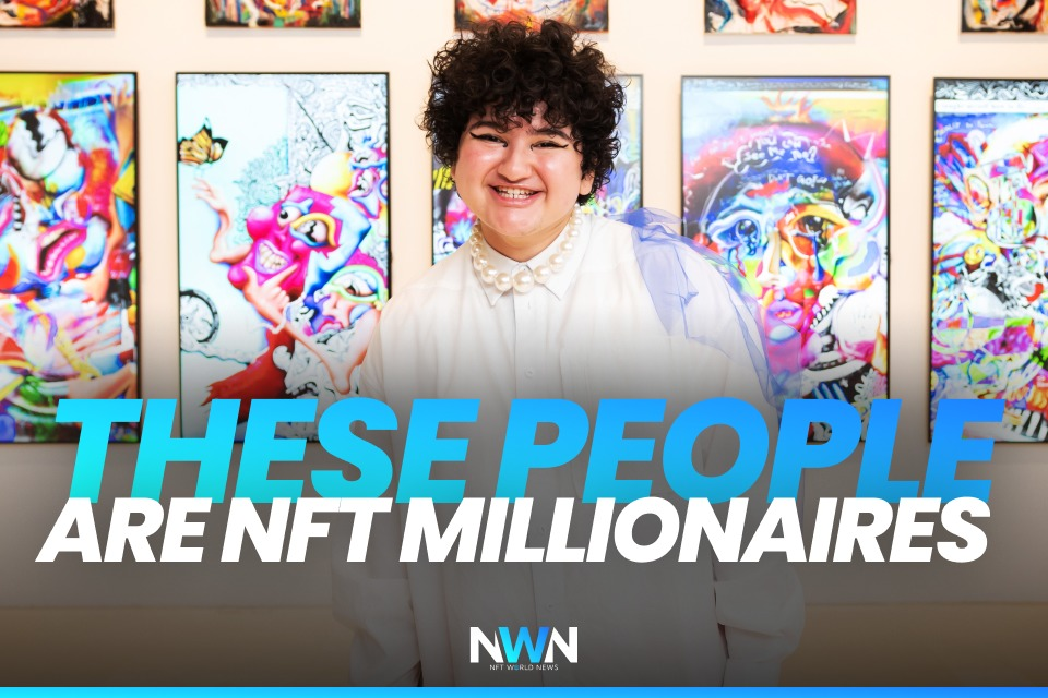 These People Are NFT Millionaires