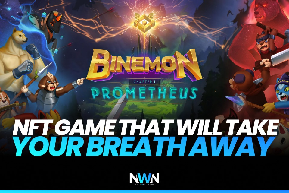 Binemon – NFT Game That Will Take Your Breath Away