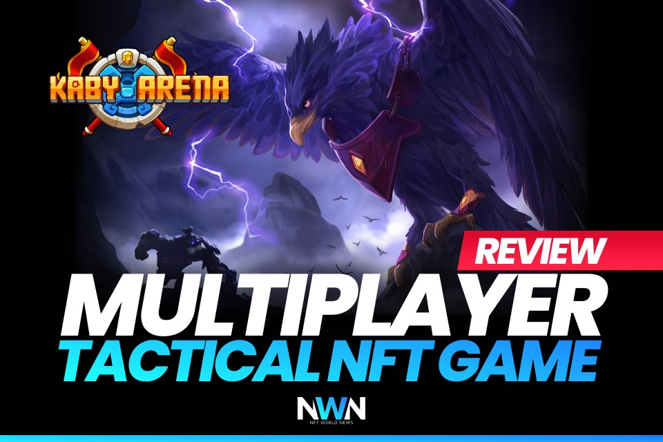 Kaby Arena – Multiplayer Tactical NFT Game Review